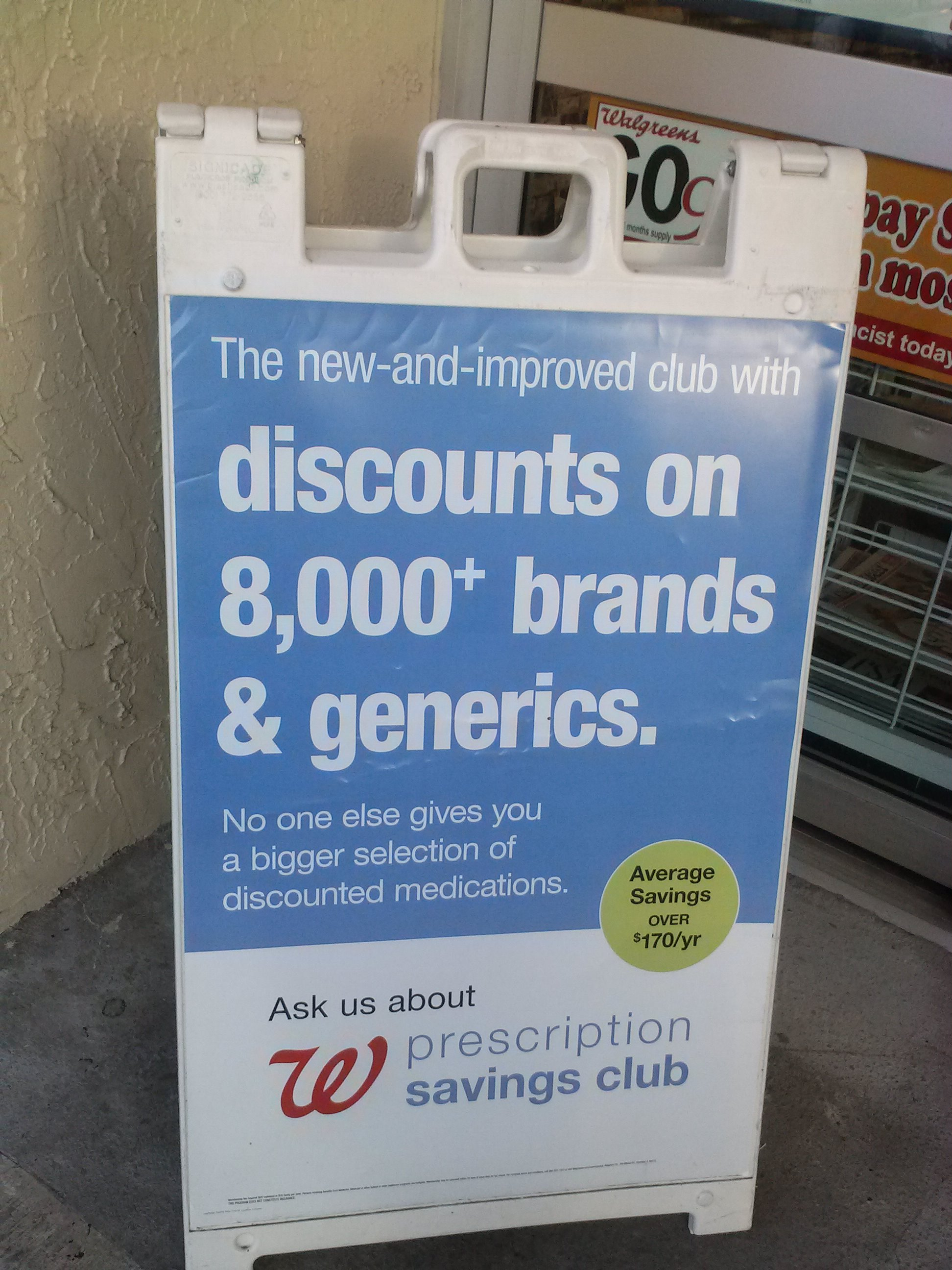 photo regarding Printable Cialis Coupon called Walgreens coupon refreshing prescription / Chase coupon 125 money