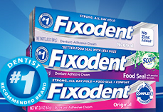fixodent