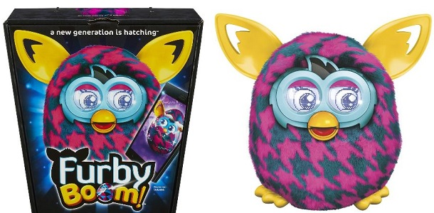 Furby Boom en color purpura a solo $29 precio regular $65