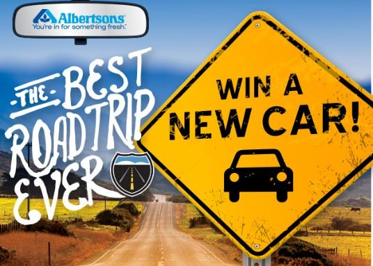 albertsons-win-car-hugesale