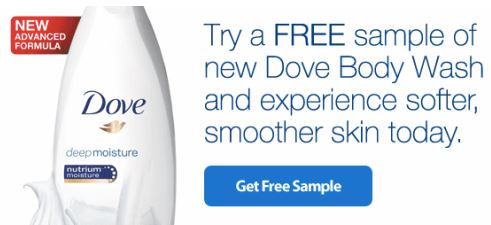 dove-free-sample