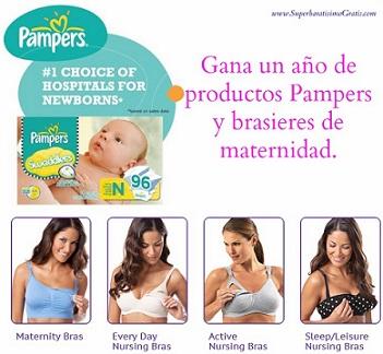 f97317a4b  Sorteo  Gana un año de productos Pampers y brasieres de maternidad   LovingMomentsBr
