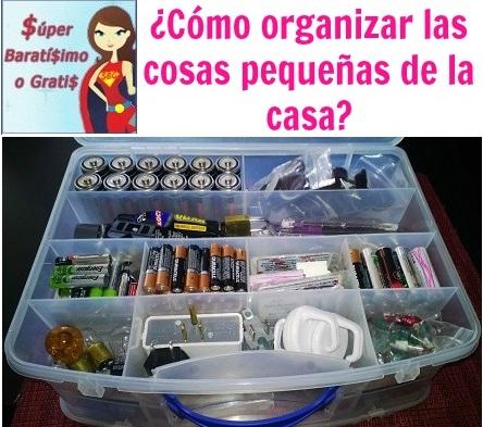 como_organizar las cosas pequenas de la casa1