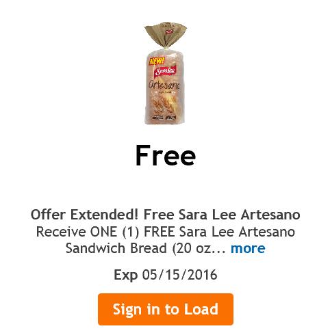 free sara lee artesano