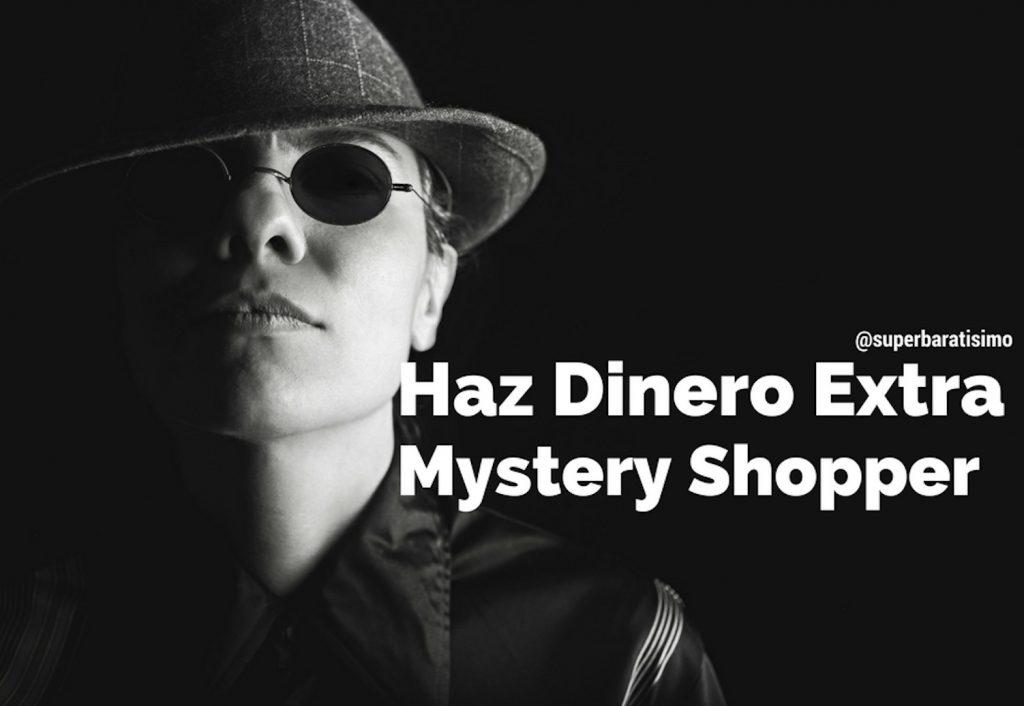 Cómo hacer DINERO EXTRA como Mystery Shopper
