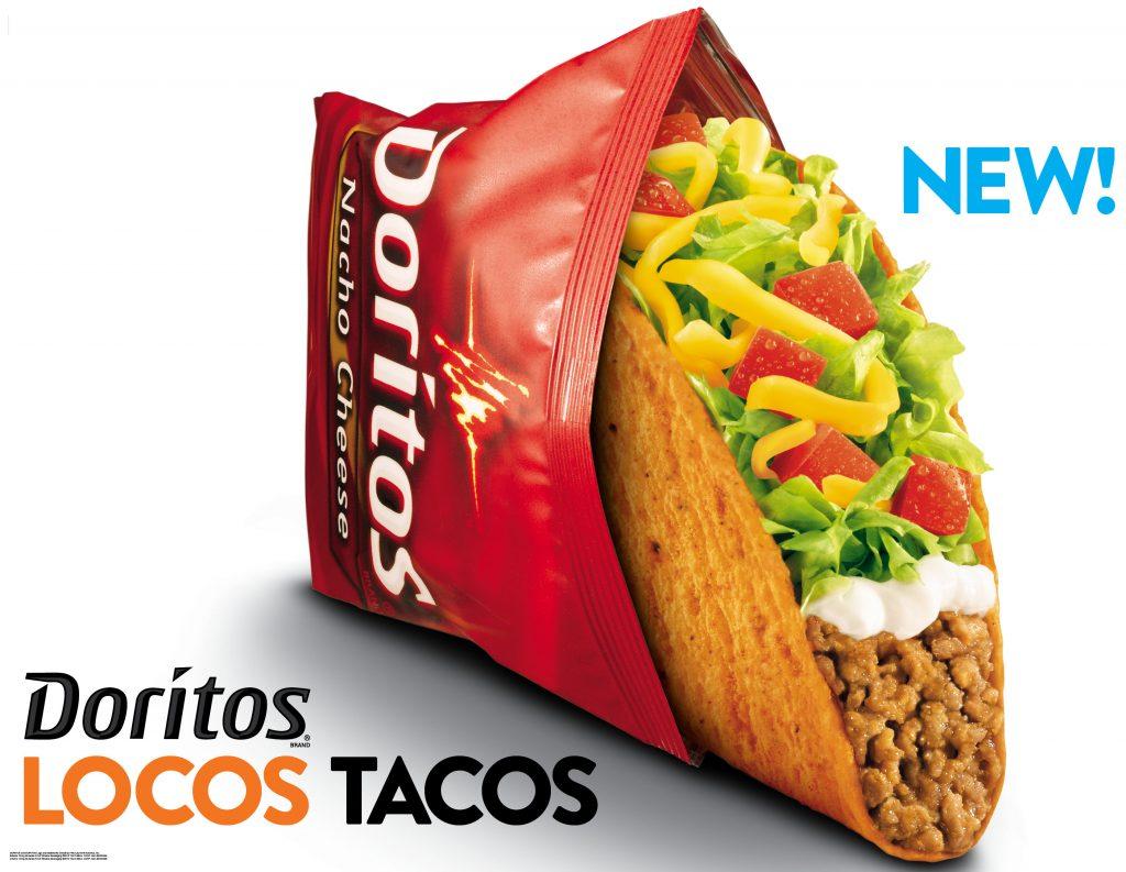 GRATIS Doritos Locos Taco