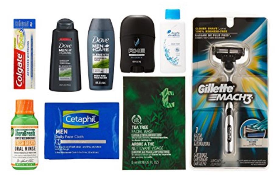 Gratis Caja De Productos Para Hombres Valor 999 En Amazon Súper
