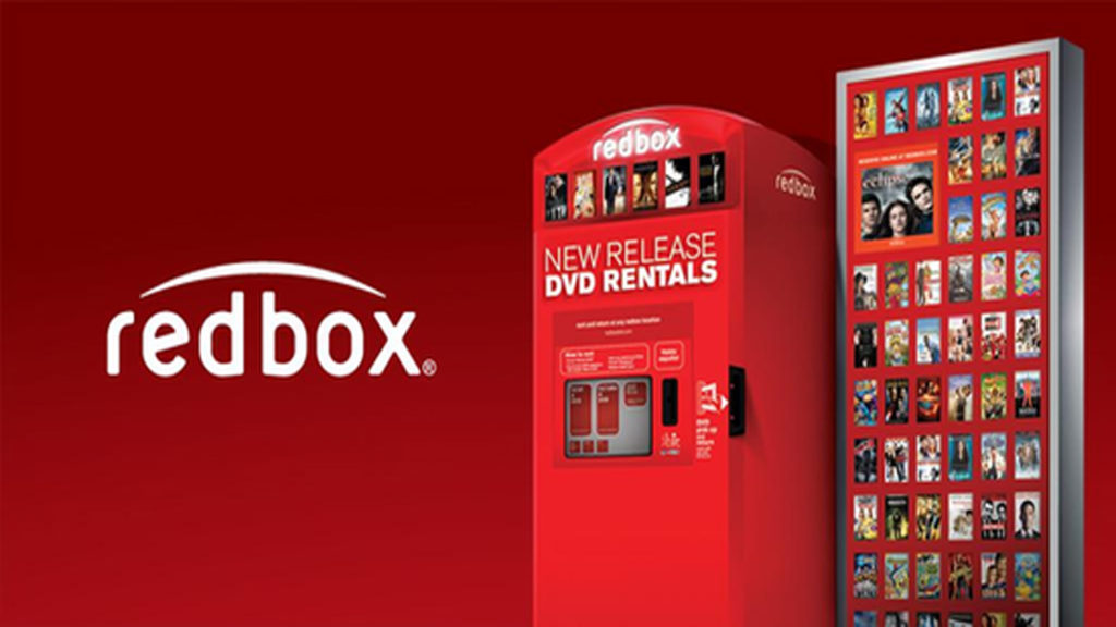 GRATIS alquiler de un video juego en Redbox
