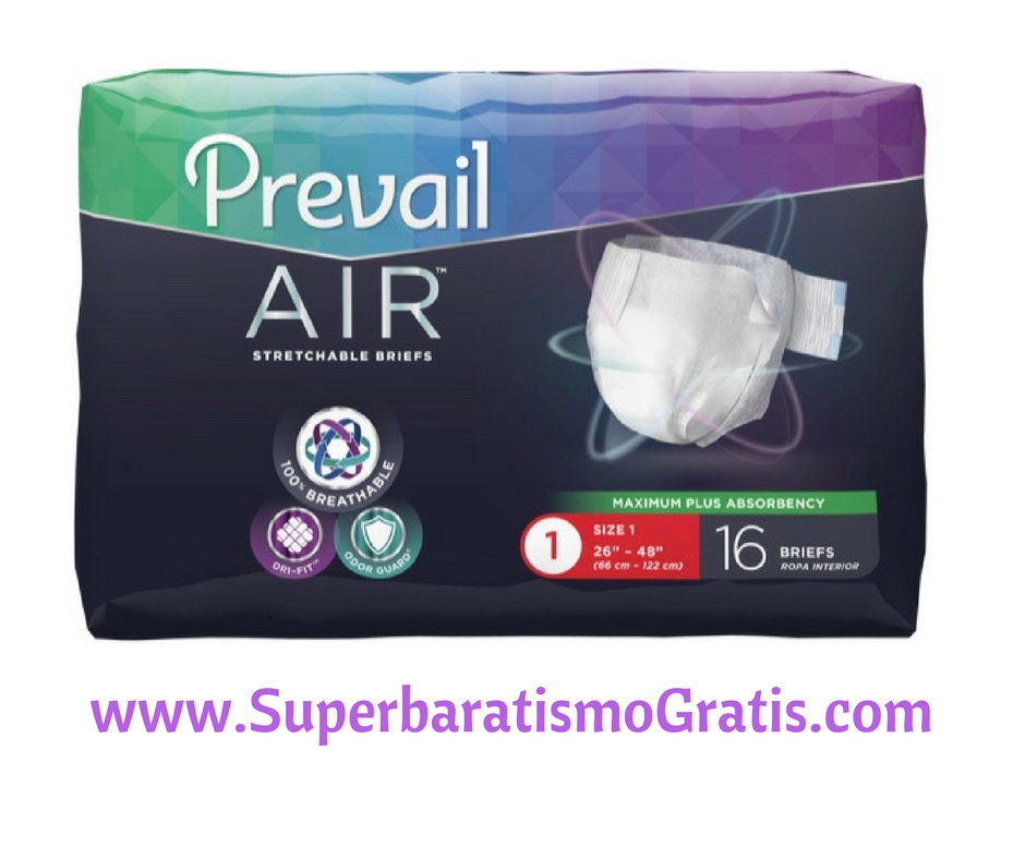 muestra Prevail Air