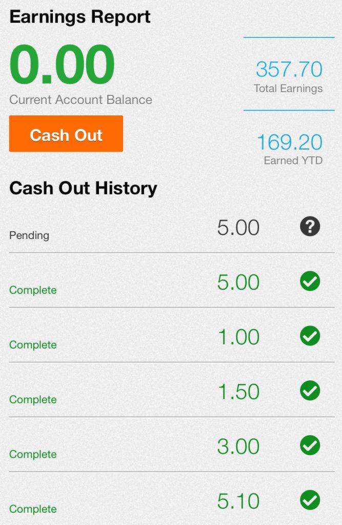 Dinero Extra con Field Agent App