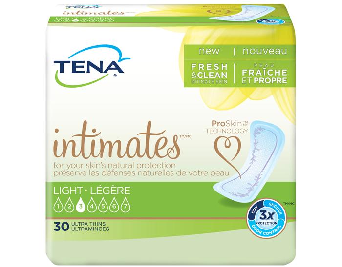 GRATIS TENA Intimates en Walmart