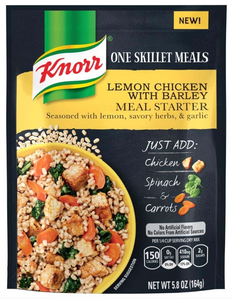 GRATIS Knorr One Skillet Meals