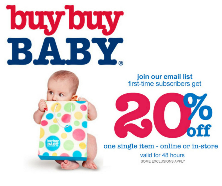 GRATIS goody bag at buybuy BABY