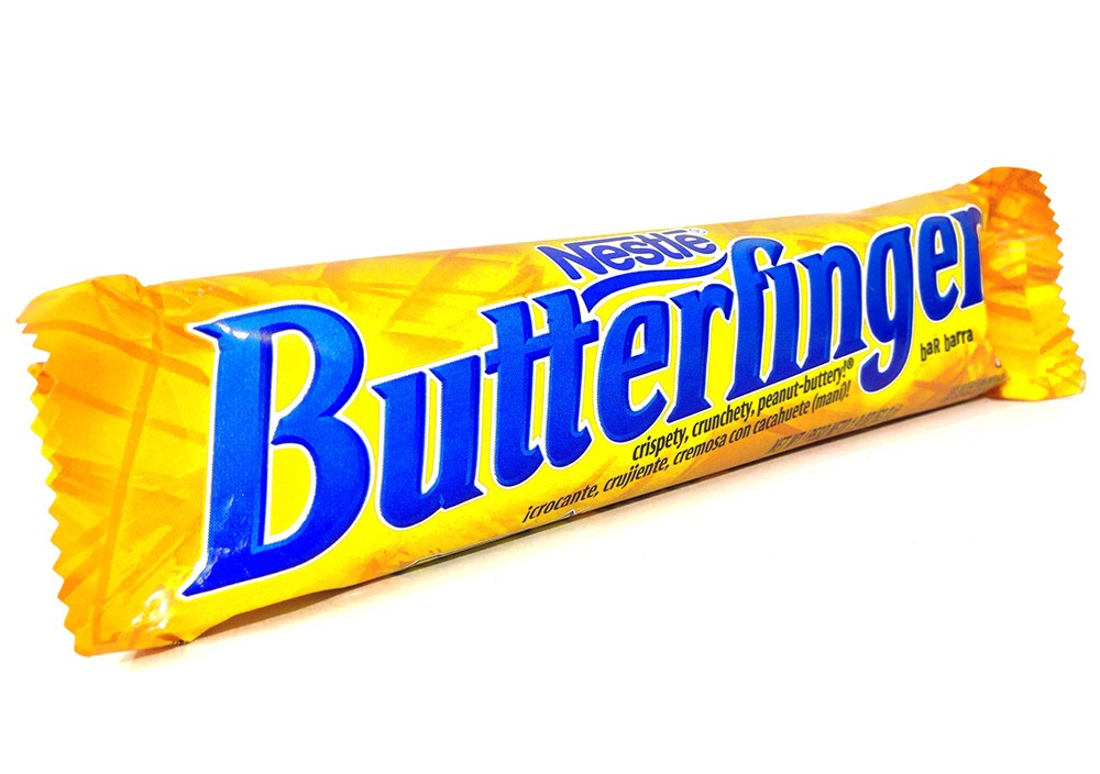 Kroger Freebie: GRATIS Butterfinger Candy Bar