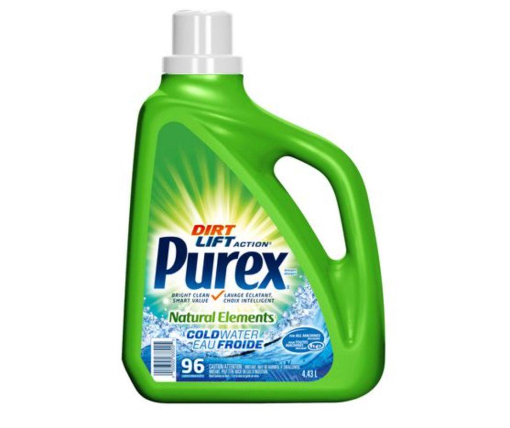 GRATIS $40 por la demanda en contra de Purex Naturals Elements