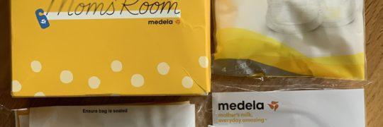 939a2789f GRATIS cajita de productos de lactancia gracias a Medela