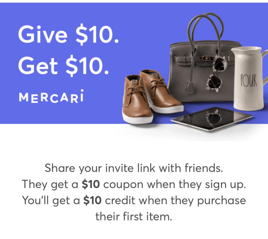 Cómo vender en Mercari ropa, accesorios, electrodomésticos y más