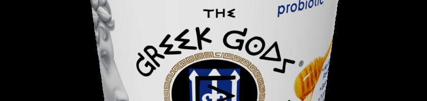 GRATIS $1 de descuento en Yogurt Greek Gods disponibles en