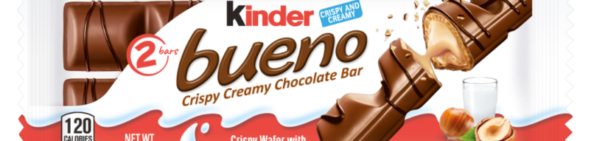 kroger freebie: gratis kinder bueno chocolate bar | súper