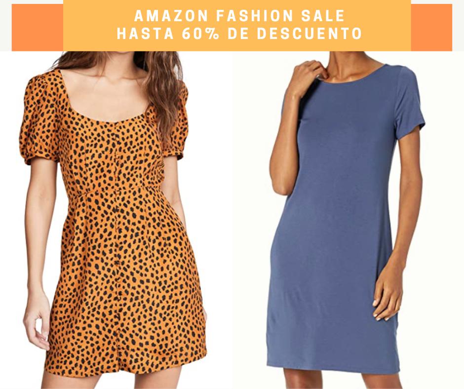 Amazon Fashion Sale hasta un 60% de descuento